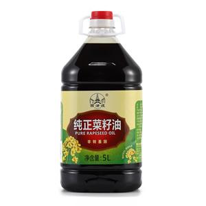 bob苹果下载菜籽油5L